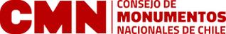 Logo del Consejo de Munumentos Nacionales de Chile