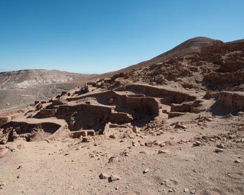 Imagen del monumento Pucará de Quitor