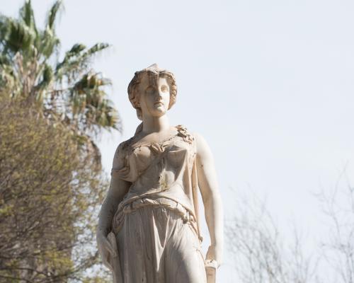 Imagen del monumento Fuente central de la Plaza de Armas de Copiapó