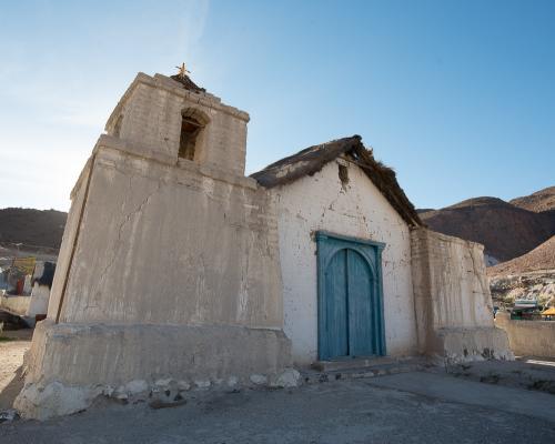 Imagen del monumento Iglesia de Nama