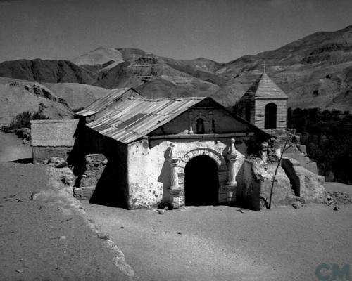Imagen del monumento Capilla de Mocha