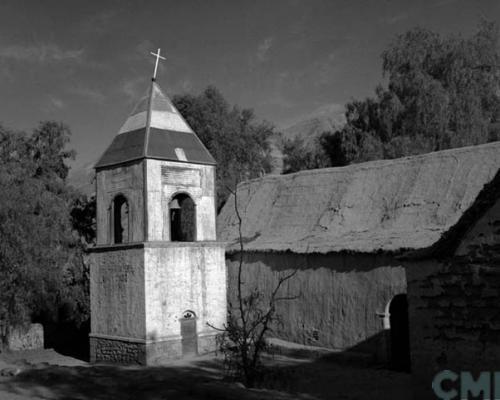 Imagen del monumento Iglesia de Huaviña