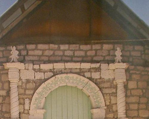 Imagen del monumento Iglesia de Usmagama