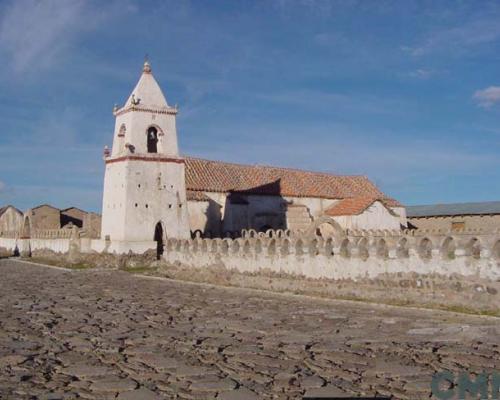 Imagen del monumento Santuario de Isluga