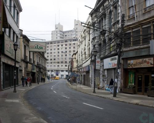 Imagen del monumento Edificio de calle Esmeralda Nº 1118