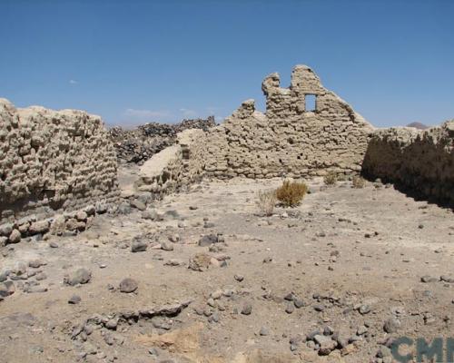 Imagen del monumento Pucará de Turi