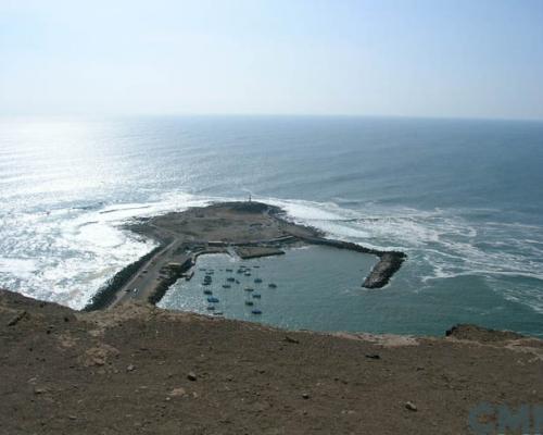 Imagen del monumento Ex Isla del Alacrán