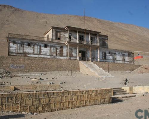 Imagen del monumento Hospital de Pisagua