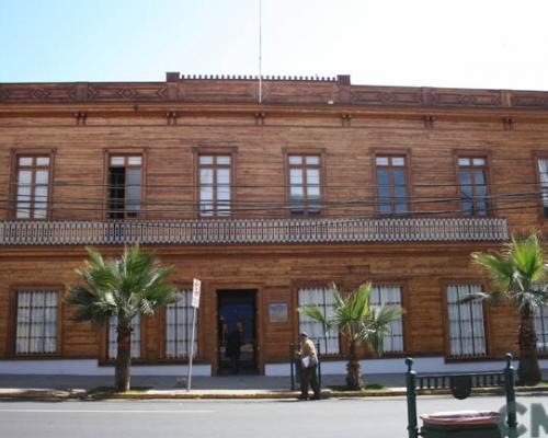 Imagen del monumento Edificio Sede Inacap