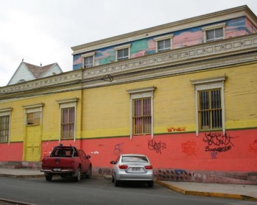 Imagen del monumento Iglesia y edificios anexos de la antigua Comunidad del Buen Pastor de Iquique