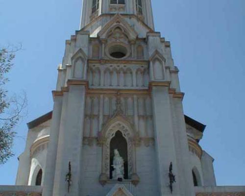 Imagen del monumento Iglesia parroquial Santa Filomena