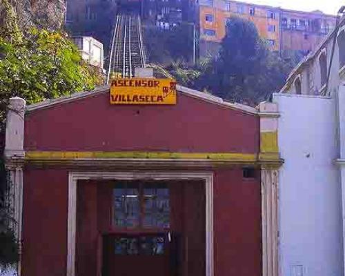 Imagen del monumento Ascensor Villaseca