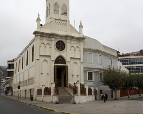 Imagen del monumento Iglesia del Corazón de María