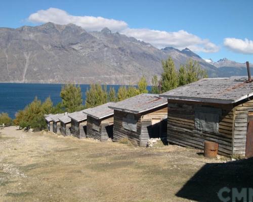 Imagen del monumento Campamento Minero Puerto Cristal