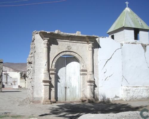 Imagen del monumento Iglesia de Camiña