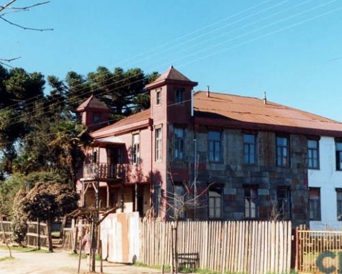 Imagen del monumento Casa Schmidlin