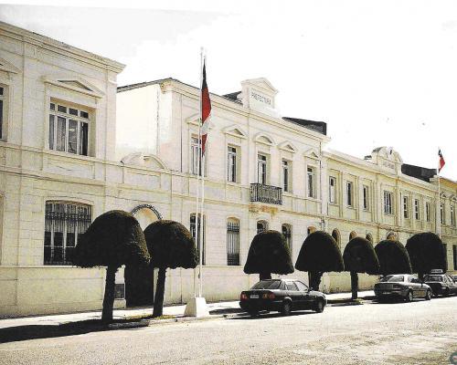 Imagen del monumento Prefectura de Carabineros de Punta Arenas