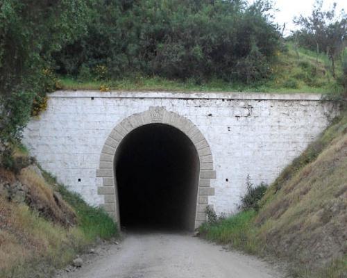 Imagen del monumento Túnel Curvo