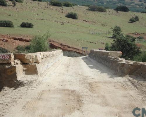 Imagen del monumento Puente de Piedra La  Laja