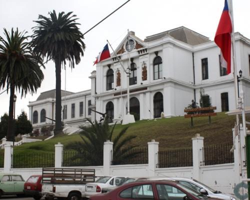 Imagen del monumento Edificio ex Escuela Naval