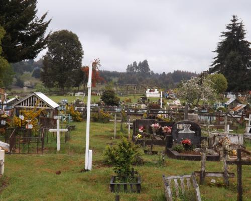 Imagen del monumento Cementerio de Forrahue