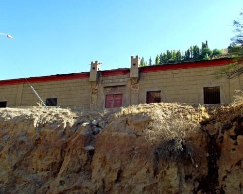 Imagen del monumento Escuela N°10 Jerónimo Godoy Villanueva de Pisco Elqui