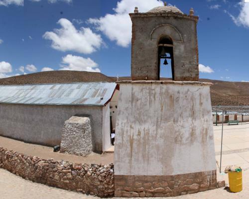 Imagen del monumento Iglesia Virgen de los remedios de Timalchaca