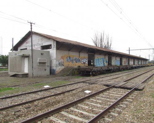 Imagen del monumento Estación de Teno