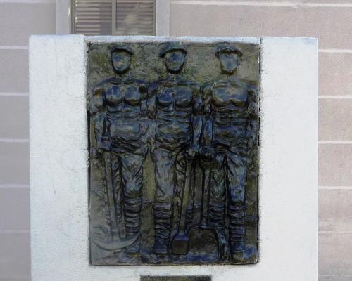 Imagen del monumento Homenaje De los trabajadores Y Pueblo De Chile A los Caídos En Este Lugar