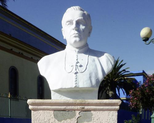 Imagen del monumento Carlos Labbé Márquez