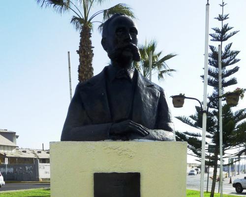 Imagen del monumento Eduardo Llanos Álvarez De Las Asturias