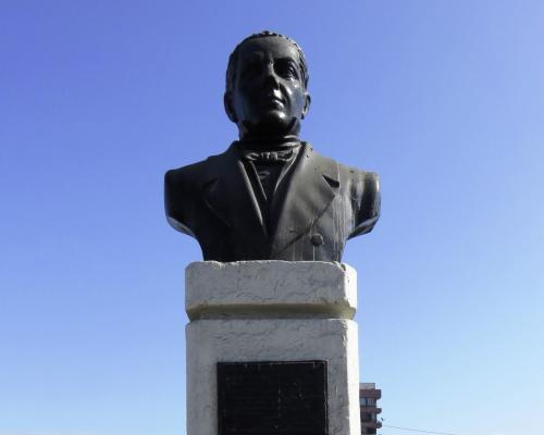 Imagen del monumento Diego Portales