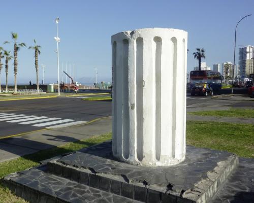 Imagen del monumento Giordano Bruno