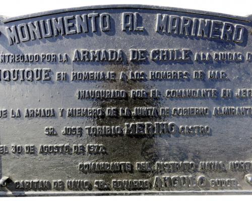 Imagen del monumento Al Marinero