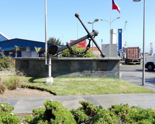 Imagen del monumento Al Mar De Chile