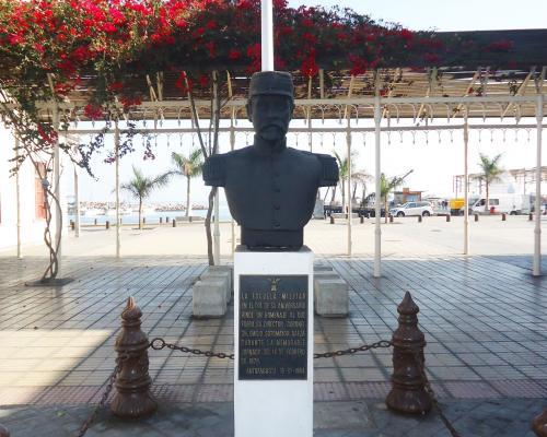Imagen del monumento Emilio Sotomayor Baeza