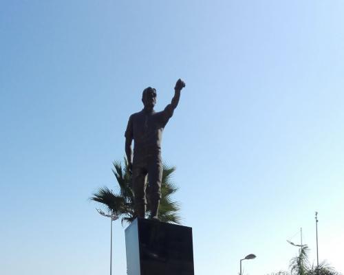 Imagen del monumento Juan López