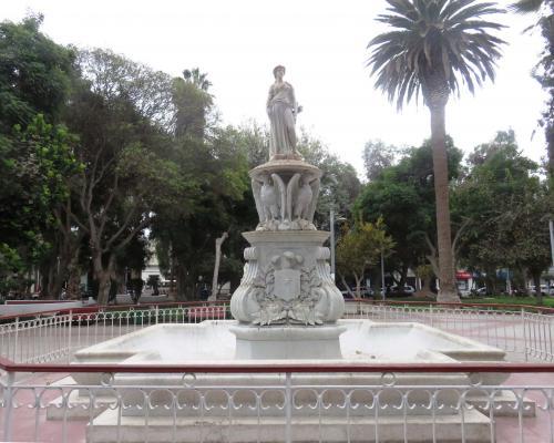 Imagen del monumento Escultura De La Minería