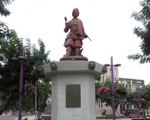 Imagen del monumento Juan Godoy