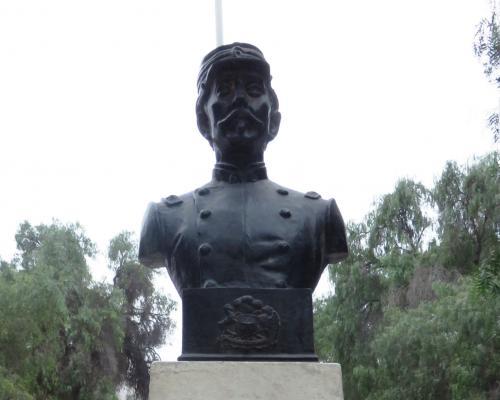 Imagen del monumento Capitán Ignacio Carrera Pinto