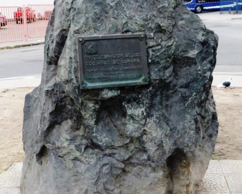 Imagen del monumento Celebración De Los 250 Años De Copiapó