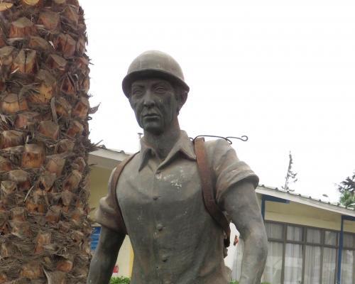 Imagen del monumento Alegoría Al Minero