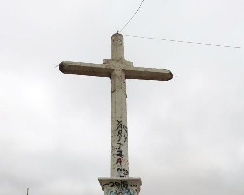 Imagen del monumento Cruz Principal En La Cima Del Cerro De La Cruz