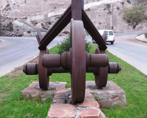 Imagen del monumento Triciclo De Metal