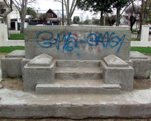 Imagen del monumento Homenaje A Los 200 Años De Talca