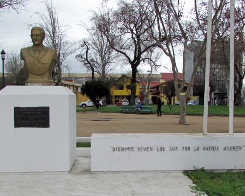Imagen del monumento Juan Carlos Amar
