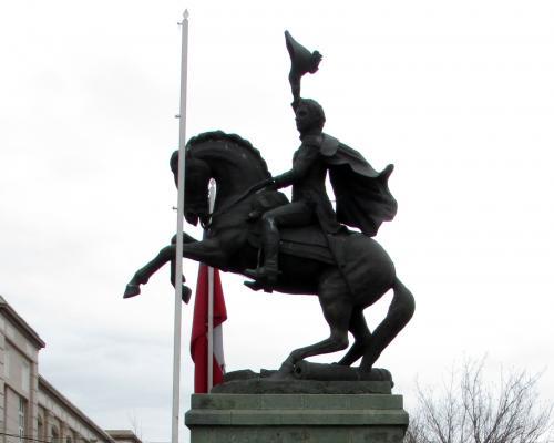 Imagen del monumento Bernardo O'Higgins