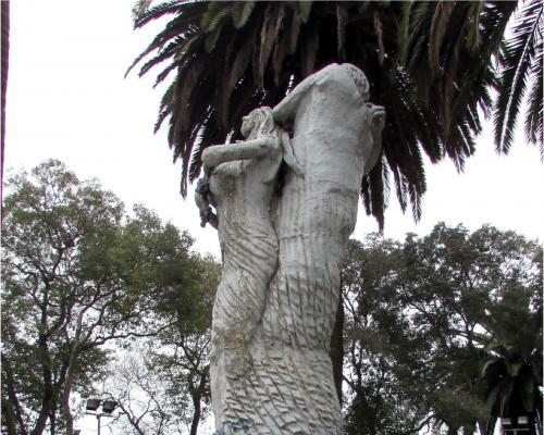 Imagen del monumento La Vendimia