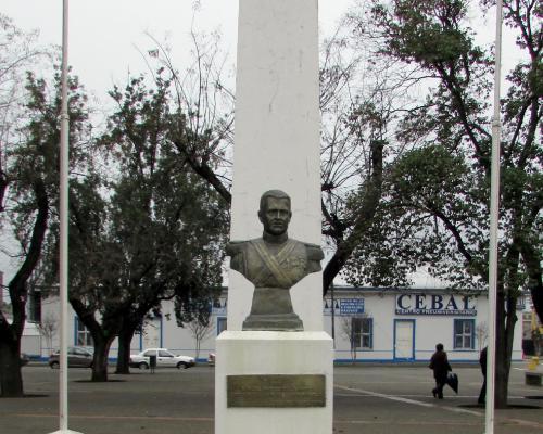 Imagen del monumento Carlos Ibáñez Del Campo