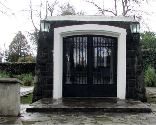 Imagen del monumento Mausoleo O'Higgins Riquelme
